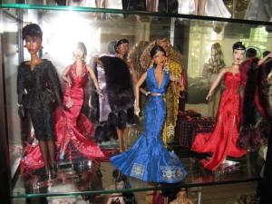 Multi-ethnic Wu Fashion Royalty dolls